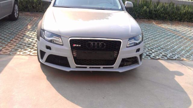 Audi b8 Rs4 Body Kit Audi a4 / s4 to Rs4 B8.5 Style