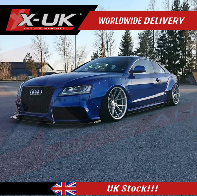 Exterior Conversion For AUDI A5 / S5 2007-2012 Coupe