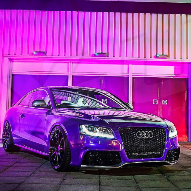 2011 Audi Rs5 For Sale: RS5 Style Exterior Conversion For AUDI A5 / S5 2007-2012