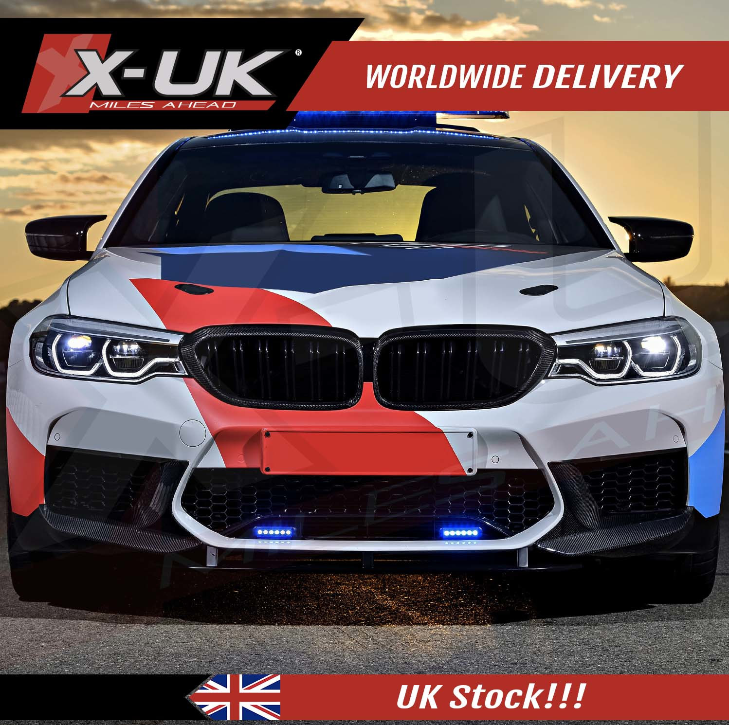 "2012 Bmw F10 M5 Saloon Uk: BMW 5 Series 2017+ G30 ""Moto GP F90 M5 Style"" Exterior"
