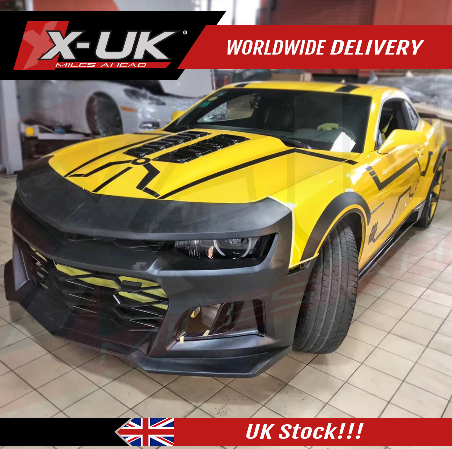 Zl1 Style Front Bumper Upgrade For Chevrolet Camaro 2010 2015