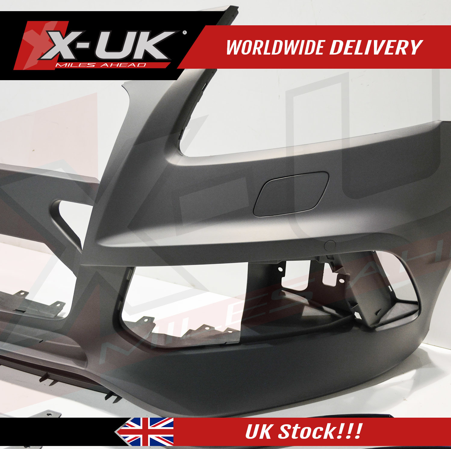 Front Bumper Upgrade For Audi Q5 Sq5 2012 2015 Quot Without